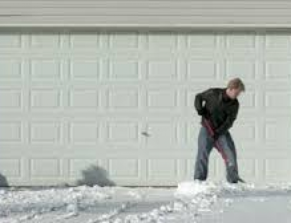 Ready Your Garage Door for the Winter