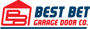 Best Bet Garage Door Company Sticky Logo