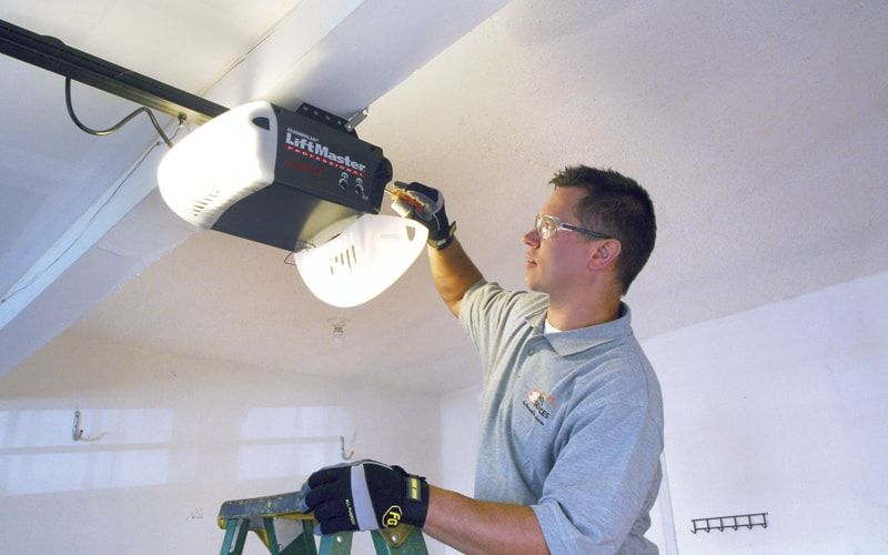 Garage Door Opener Tune Up San Diego Ca