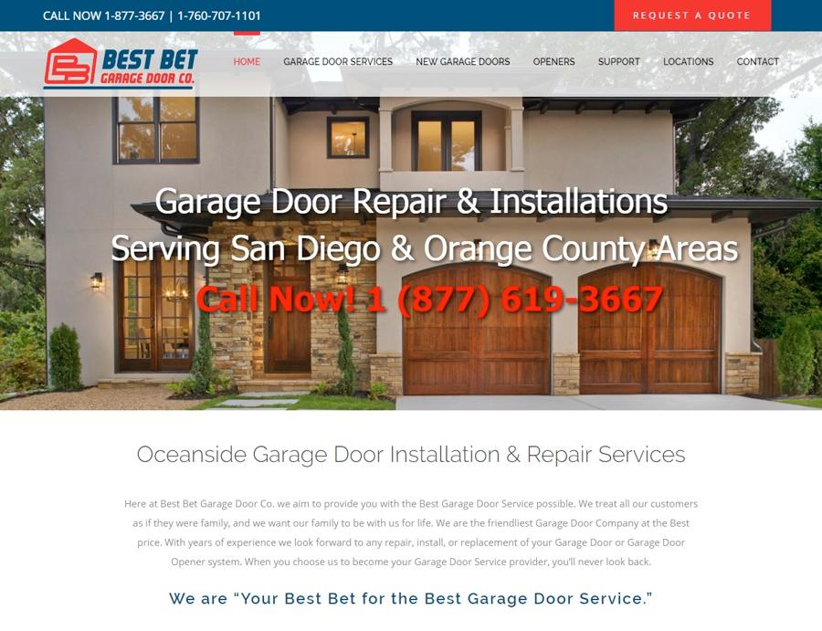Garage Door Repair Oceanside Carlsbad Ca